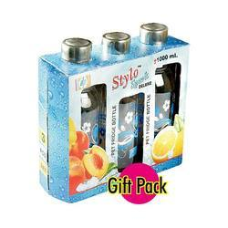 Spark 3 Pc Set Pet Bottles