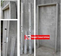 Concrete Door Frame