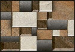 D Wall Tiles D High Quality Wall Tiles Wholesale Trader From Morbi - Digital elevation tiles
