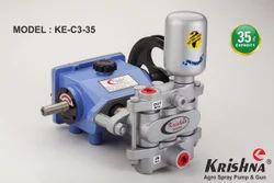 Triplex Piston CI Pump (KE-C3-35)
