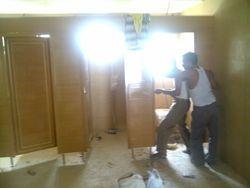 Washroom PVC Partitions