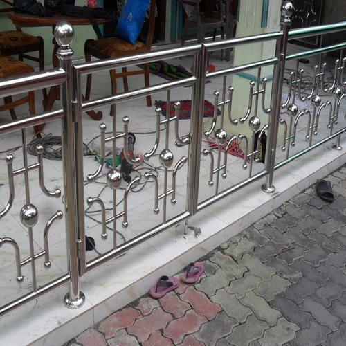 Front Elevation Railing Designs : Shree laxmi enterprises pune manufacturer of