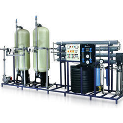 Pharmaceutical Mineral Water Plant