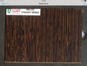 Laminated Particle Board & MDF Mali Wenge