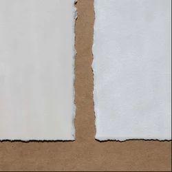 Custom Made Handmade Deckle Edged Papers