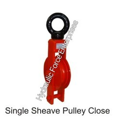 Single Sheave Pulley Close Eye Type