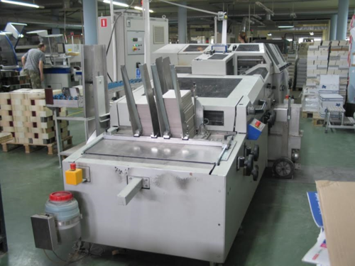 Kolbus DA260 Case Maker