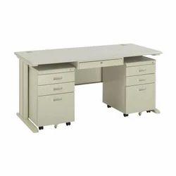 Steel Executive Table