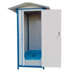 PVC Readymade Fabricated Toilet
