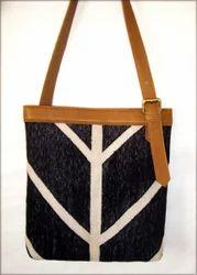 Kilim Leather Bags