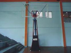 Basketball Post Movable