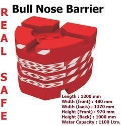 Bull Nose Barrier