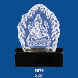 Crystal Ganesha Trophy