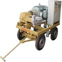 High Pressure Water Jet Cleaning System