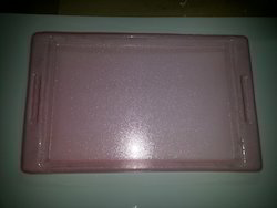Acrylic Bajri Tray Big