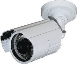 Analog Bullet Camera