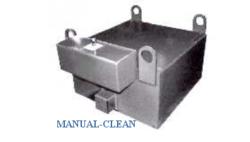 Manual Clean Electromagnetic Separator
