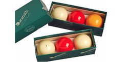 Aramith Billiard Ball Set