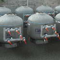 Sea Water Desalination Pre Filtration Systems