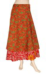 New Desi Girls Skirt