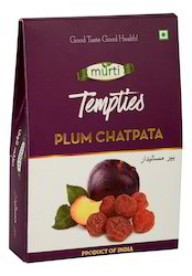 Plum Chatpata Tempties