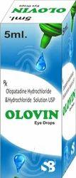 Olopatadine Hcl Eye Drop