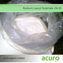 Sodium Lauryl Sulphate (SLS)