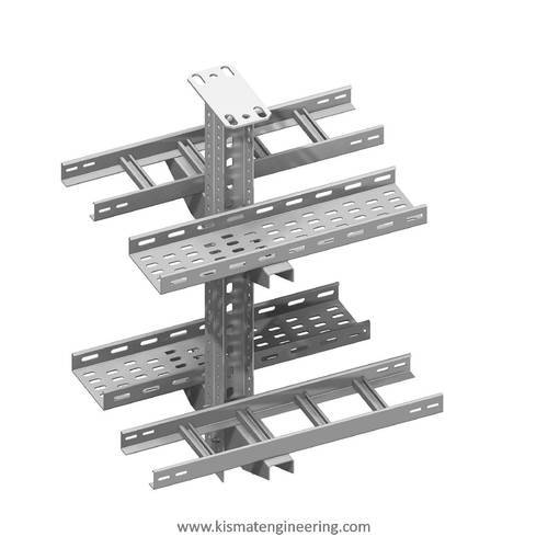 Hot DIP Galvanized Perforated Cable Trays
