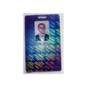 Hologram ID Card Overlays