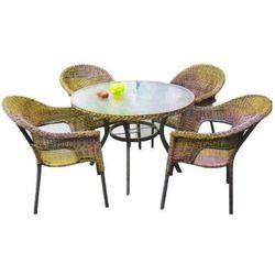 garden plastic furniture set