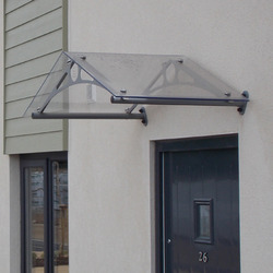 Stainless Steel Glass Canopy & Glass Canopy - Manufacturer from Rajahmundry