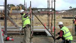 Supply Of Trained Scaffolders