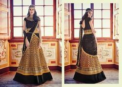 Black Anarkali Suits