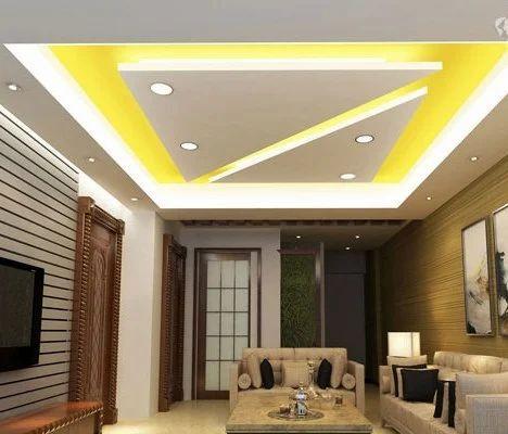 Interior Decoration Service False Ceiling Design Service
