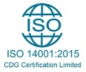 ISO 14001:2015 Certification Services