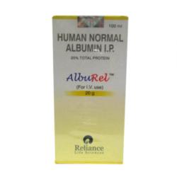 Human Albumin 20