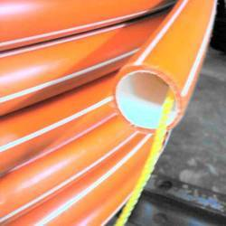 Inside with Rope HDPE PLB Duct Pipe