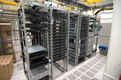 Server Amp Network Installation Integration Server Room