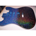 Decorative Metal Flake Paint (Rainbow Finish)