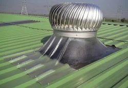 Wind Driven Turbo Roof Ventilators