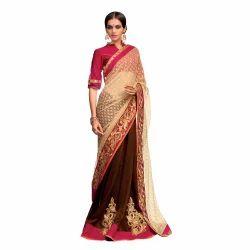 Wedding Chanderi Saree