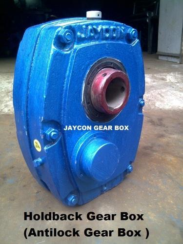 Non Reversible Gearbox