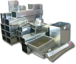 Ducting - Sheet Metal Works