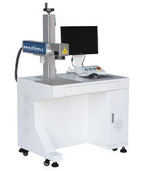 Fiber Laser Marking Machine for Plastic and ABS Components