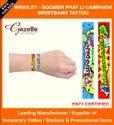 Wrist Band Tattoo