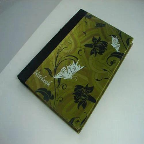 Hardbound Single Subject Notebook