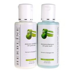 Aloevera Green Apple Shampoo