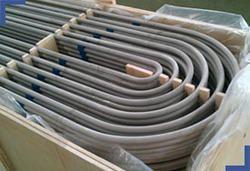 Stainless Steel 310 / 310S Seamless U Tubes