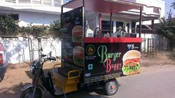 battery operated burger buggy