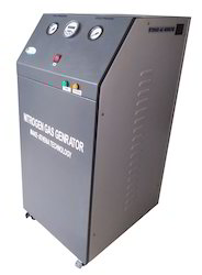 Nitrogen Gas Generator for Turbovap Evaporator